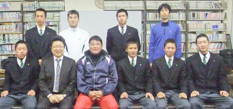 201401_岩国総合高等学校 野球部