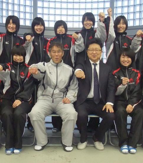 豊川高等学校 女子バレーボール部