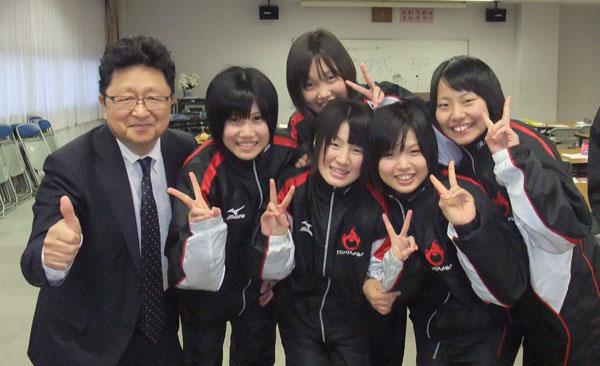 2015102_豊川高等学校 女子バレーボール部