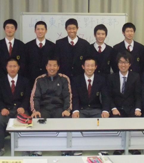 岐阜東高等学校 硬式野球部