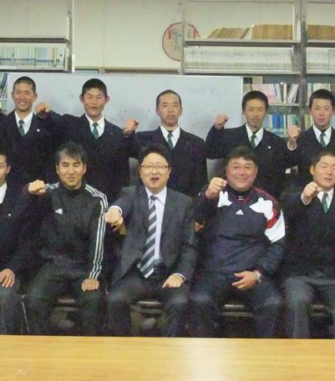 岩国総合高等学校 野球部