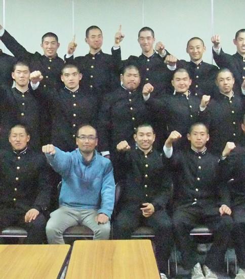 関西高等学校 硬式野球部2年生