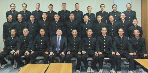 2015104関西高等学校 硬式野球部2年