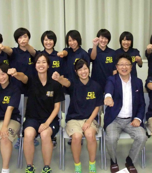 岐阜東高等学校 バスケットボール部