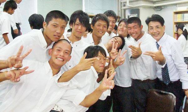 201108_堺西高校サッカー部