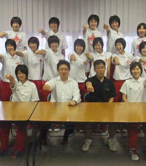 豊川高校女子 バレーボール部