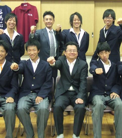 伊香高校 ソフトテニス部