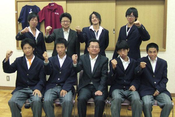201111_伊香高校ソフトテニス部