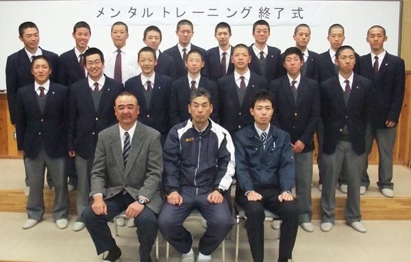 201201_東岡山工業高校硬式野球部