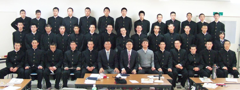 201201_ 長野吉田高校硬式野球部