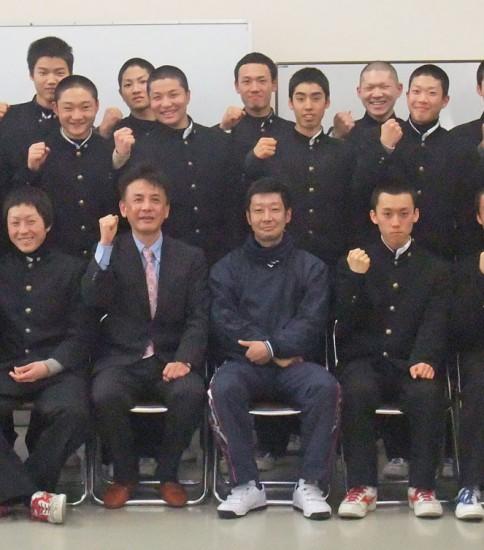 高田北城高校 硬式野球部