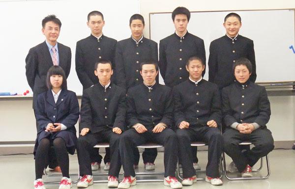 201203_高田北城高校硬式野球部