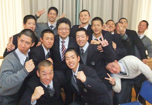 201206_旭高校硬式野球部
