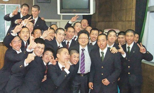 201206_市川高校硬式野球部
