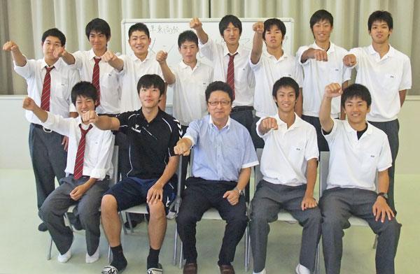 201210_岐阜東高等学校硬式野球部