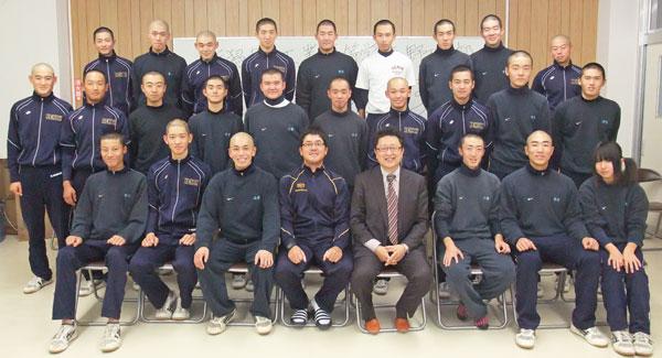 201301_新潟県央工業高等学校 硬式野球部