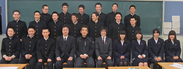 201302_高田北城高等学校 硬式野球部