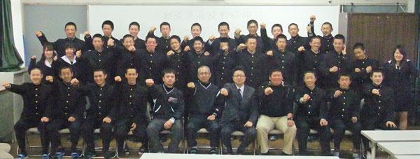 201303_新城東高等学校 硬式野球部