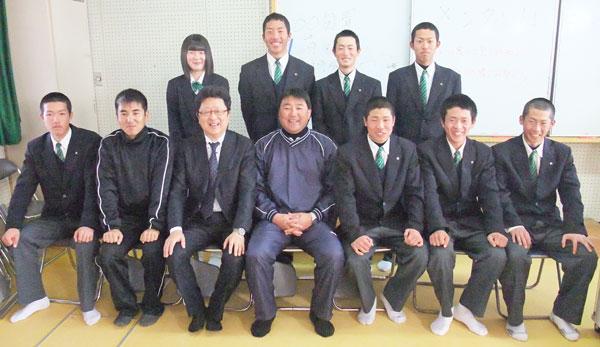 201304_岩国総合高等学校 硬式野球部
