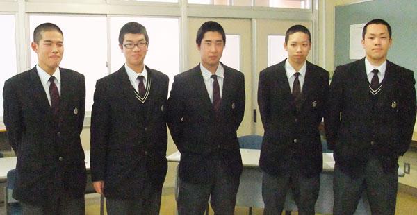 201304_松江西高等学校 硬式野球部