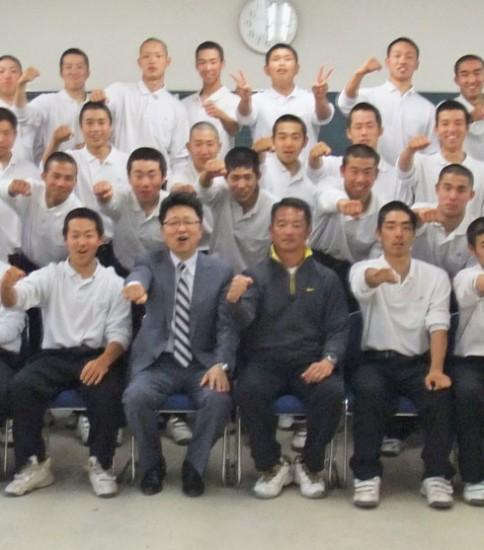 広島県立広島工業高等学校 硬式野球部2年生