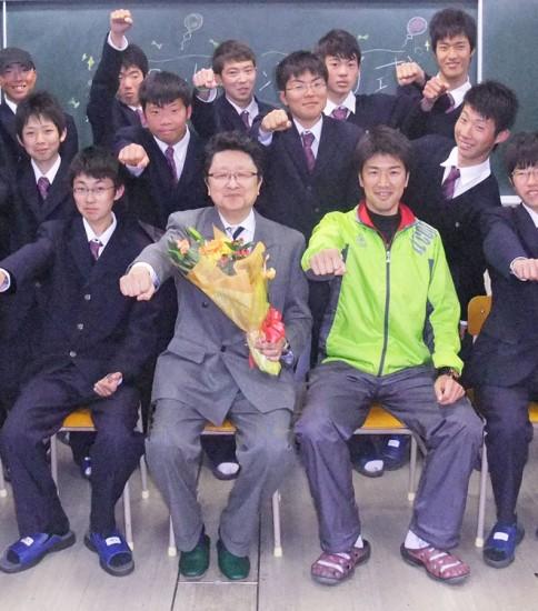 倉敷翠松高等学校 ソフトテニス部