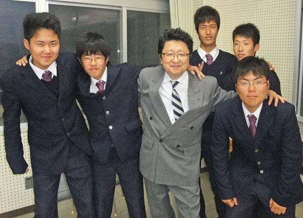 201307_倉敷翠松高等学校 ソフトテニス部