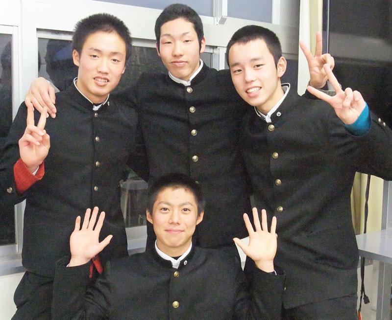 201403_七尾高等学校 硬式野球部