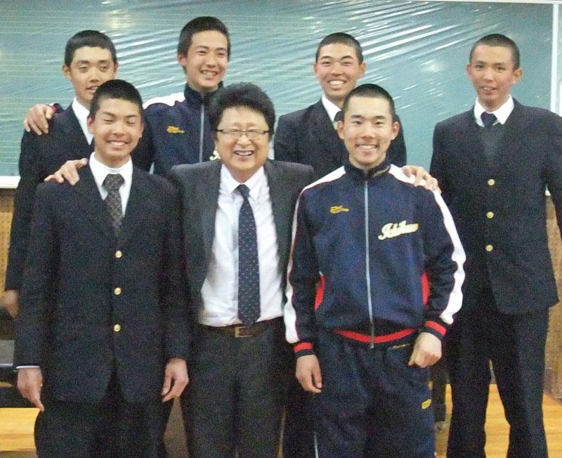 201404_市川高等学校 硬式野球部