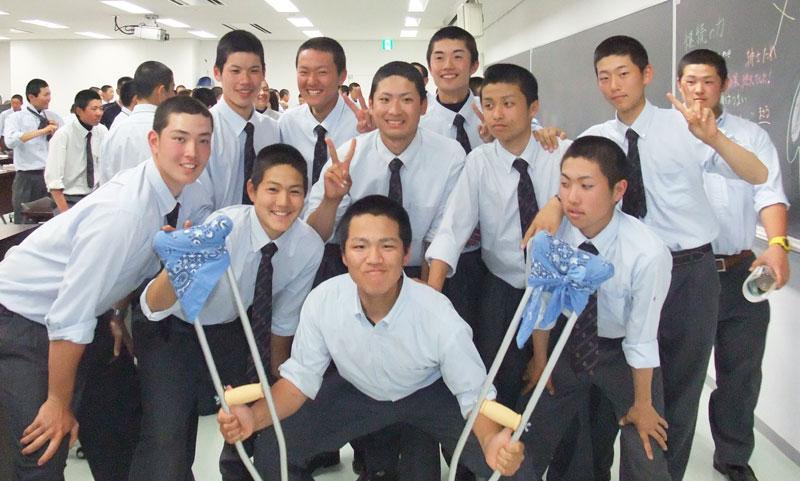 201407_葉敬愛高等学校 硬式野球部