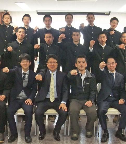 高田北城高等学校 硬式野球部