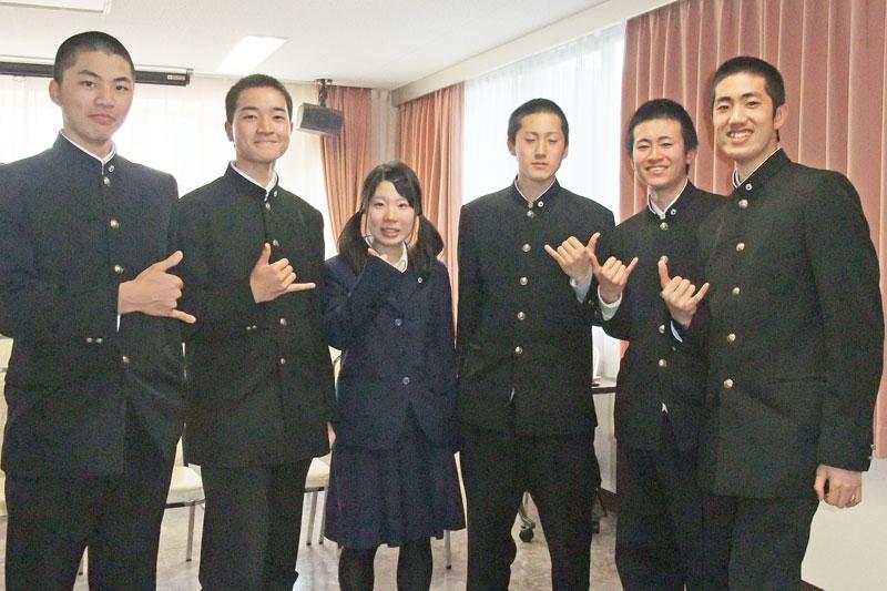 201507_高田北城高等学校 硬式野球部