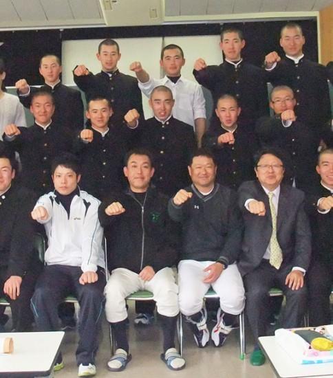 長岡大手高等学校 硬式野球部