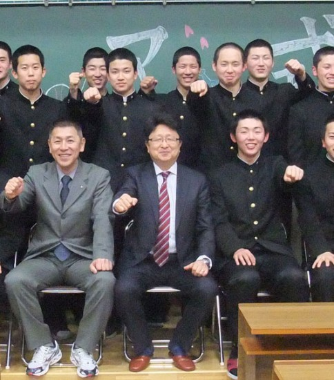 七尾高等学校 硬式野球部