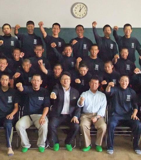 川島高等学校 野球部