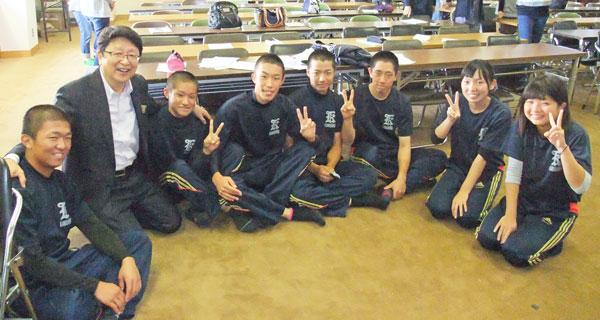 201602-川島高等学校 野球部