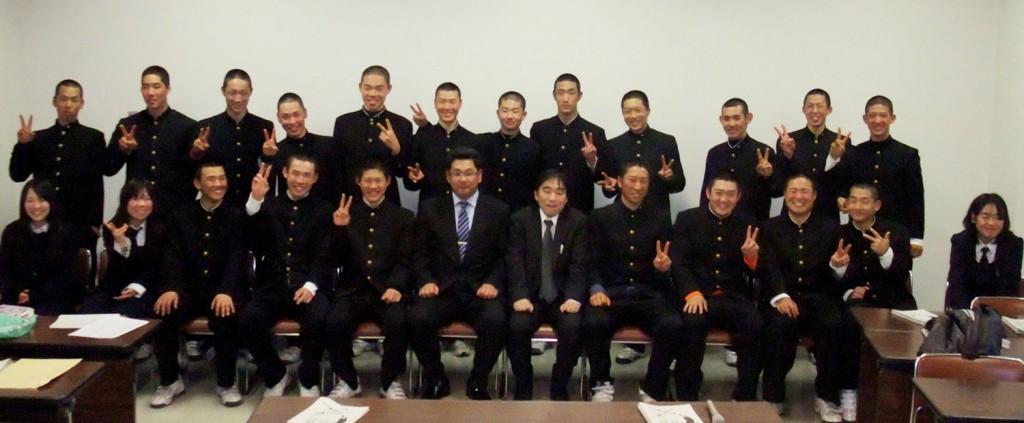201106別府青山高校硬式野球部