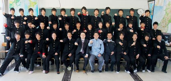 201107熱田高校サッカー部