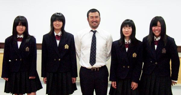 201107三ケ日高校硬式野球部