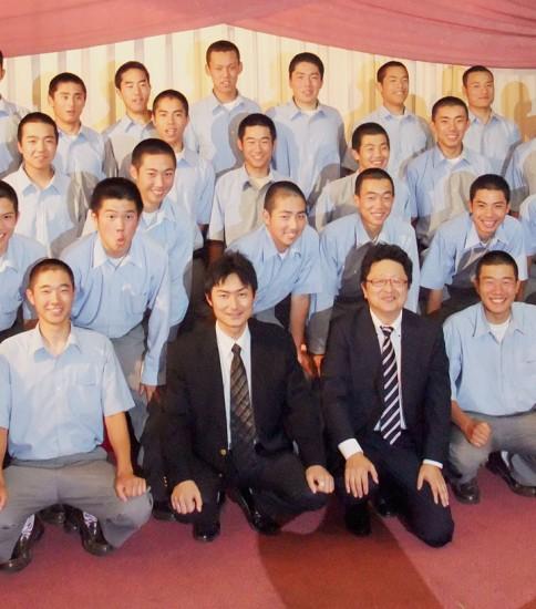 学法福島高校 硬式野球部