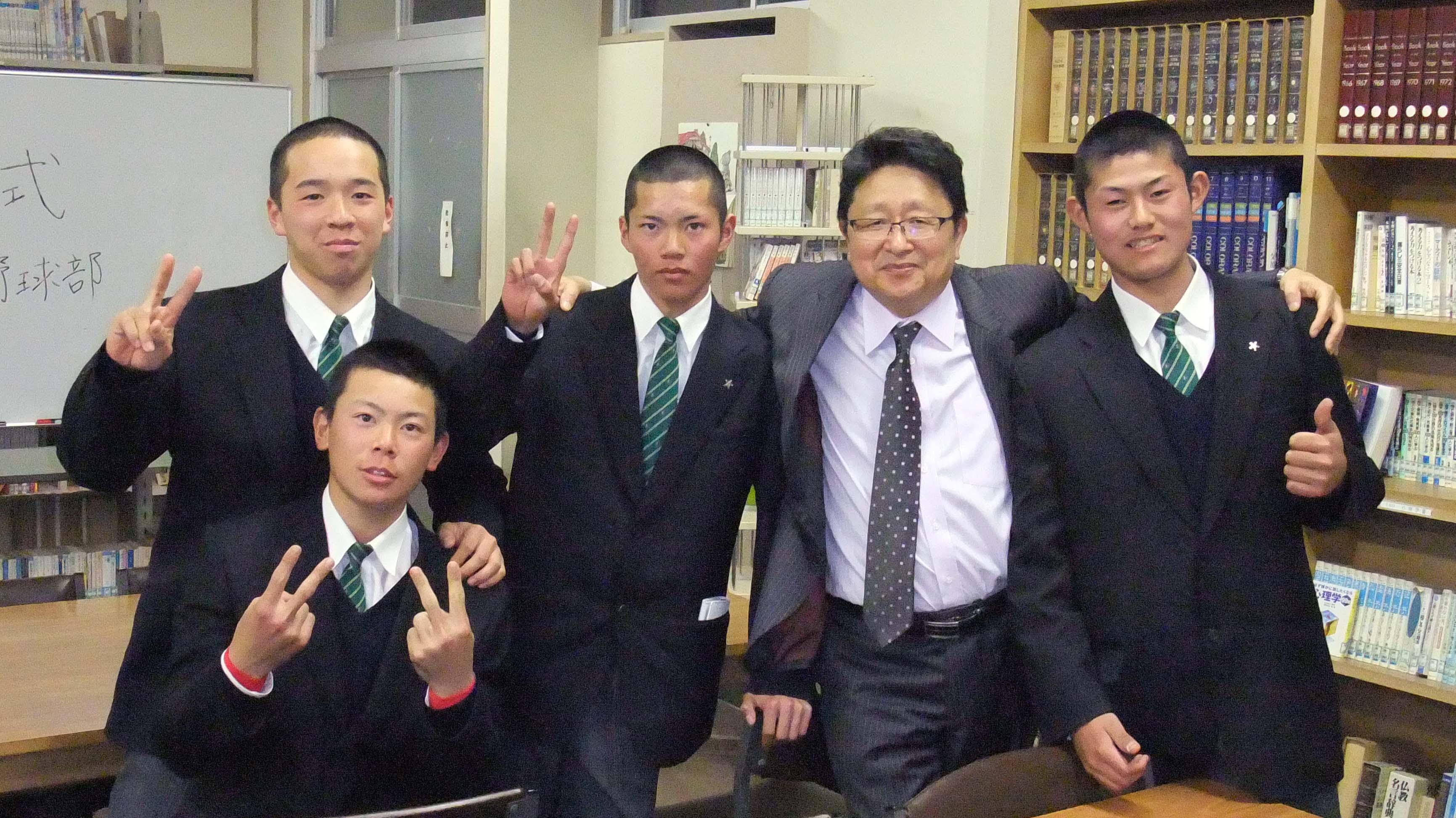 (有)サクセスプラン研究所岩国総合高等学校 硬式野球部