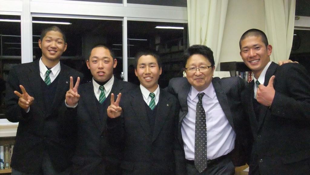 岩国総合高等学校 硬式野球部