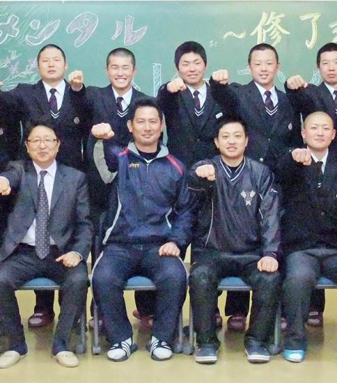 松江西高等学校 野球部