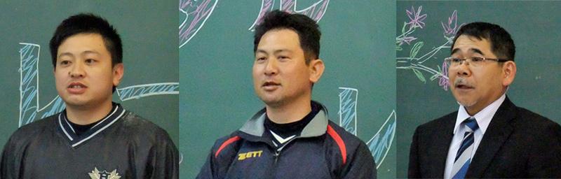松江西高等学校 野球部 2016
