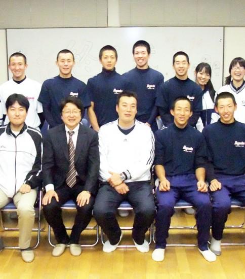 長岡高校 硬式野球部