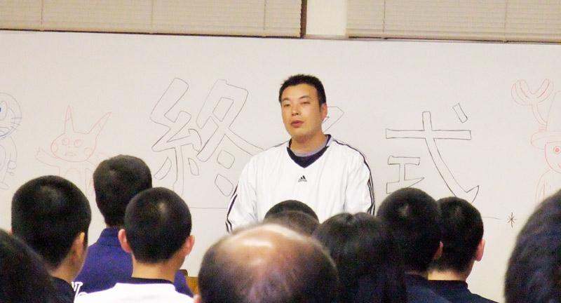200912 長岡高校硬式野球部