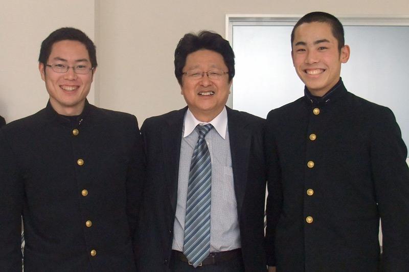 新潟県央工業高等学校硬式野球部