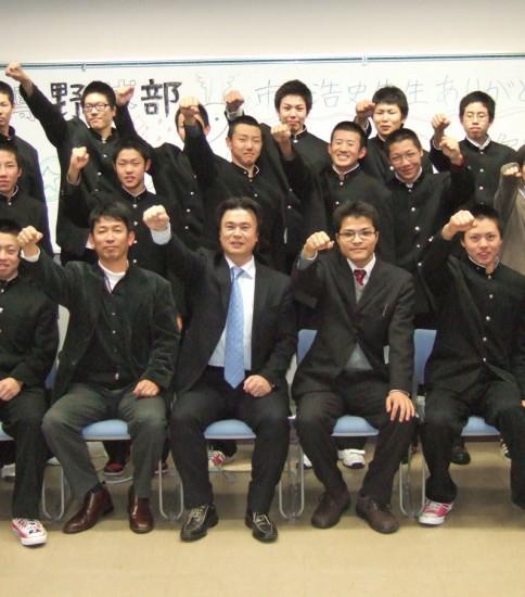 石川工業高等専門学校 硬式野球部