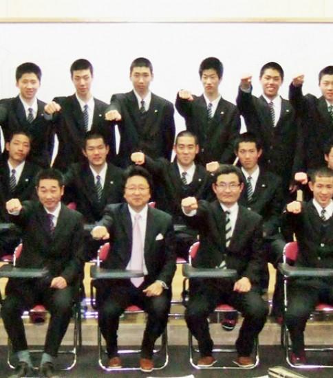 金沢錦丘高等学校 硬式野球部