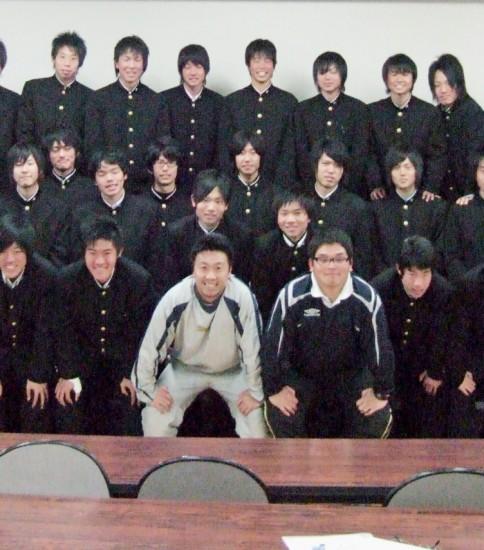 春日井高等学校 サッカー部
